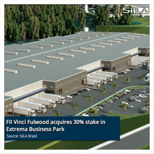 FII Vinci Fulwood acquires 30% stake in