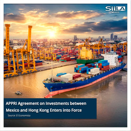 APPRI Agreement on Investments between Mexico and Hong Kong Enters into Force