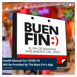 Health Manual For COVID-19 Will Be Provided By The Buen Fin's App
