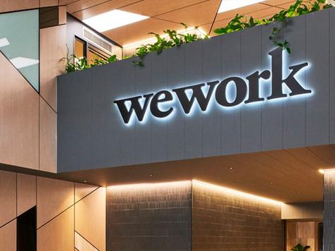 WeWork dará oficinas gratis a los emprendedores tras la pandemia