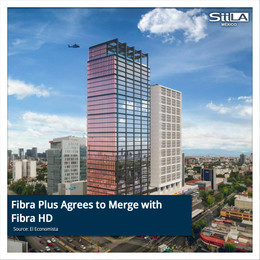 Fibra Plus Agrees to Merge with Fibra HD