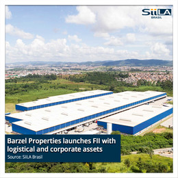 Barzel Properties launches FII with logistical and corporate assets