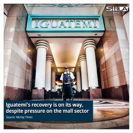 Iguatemi's recovery is on its way, despite pressure on the mall sector