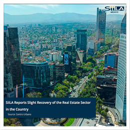 SiiLA Reports Slight Recovery of the Real Estate Sector in the Country