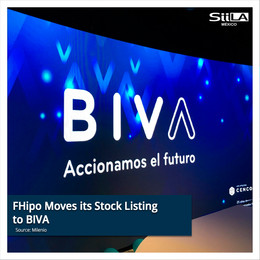 FHipo Moves its Stock Listing to BIVA