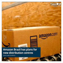 Amazon Brazil has plans for new distribution centres, says the president