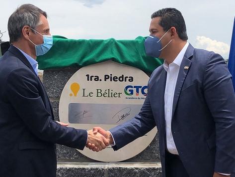 Le Bélier invertirá 100 mdd para construir planta en Guanajuato