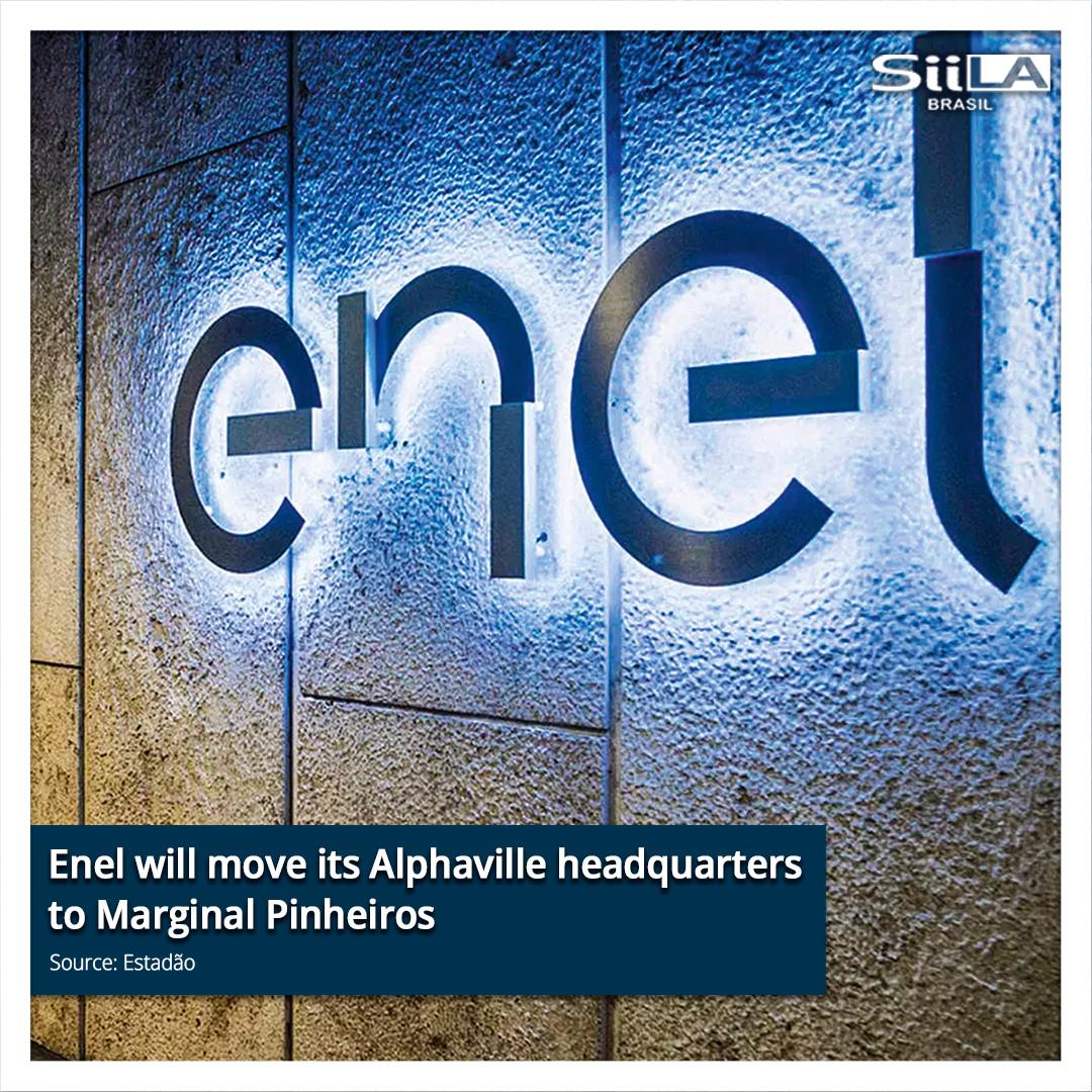 Enel will move its Alphaville headquarte