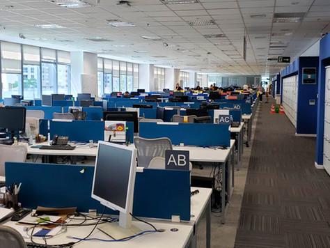 Oficinas privadas en CDMX regresan a operar con 20% de aforo