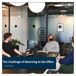The Challenge of Returning to the Office