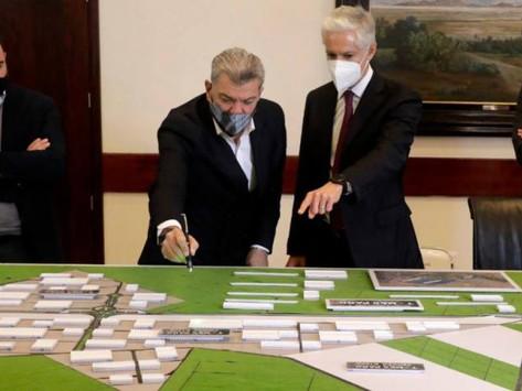 T-MEX PARK, proyecto que tendrá una inversión de más 13 mil mdp
