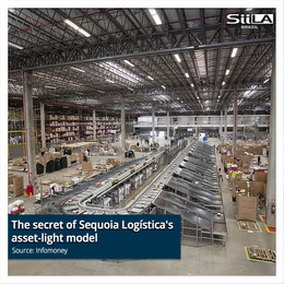 The secret of Sequoia Logística's asset-light model