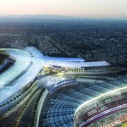 Conjunto Estadio Azteca, megaproyecto comercial y hotelero en la CDMX