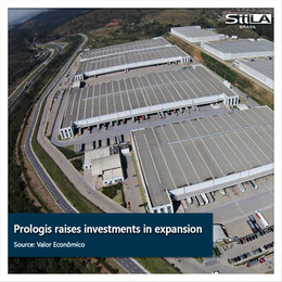 Optimistic, Prologis raises investments in expansion