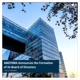 AMEFIBRA Announces the Formation of its Board of Directors