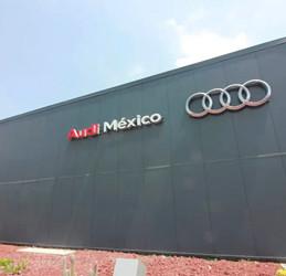 La planta de Audi en Puebla avanza hacia una producción limpia e inteligente