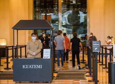 Braço de vendas online do Iguatemi atrai interesse de investidores