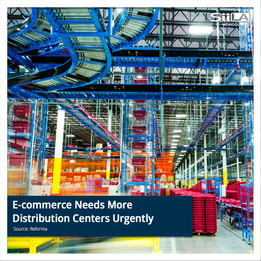 E-commerce Needs More Distribution Centers Urgently