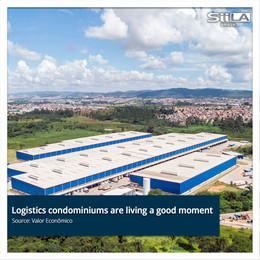 Logistics condominiums are living a good moment