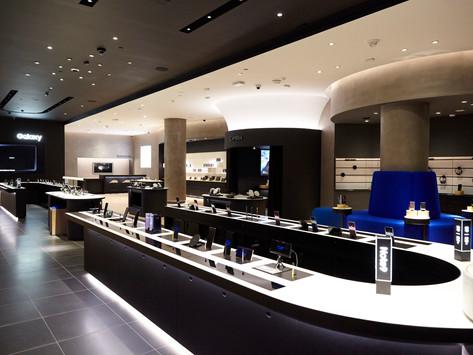 Samsung abrirá tres nuevas tiendas físicas en México