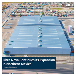 Fibra Nova Continues its Expansion in Northern Mexico