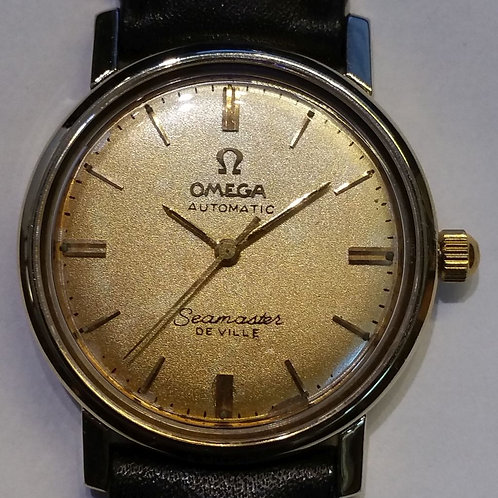 "#01352 OMEGA ""Seamaster"" De Ville Automatic YGF"