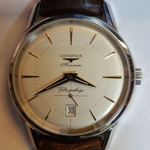 """#01343 LONGINES """"Flagship"""" Heritage Ref. L4.795.4 Automatic"""