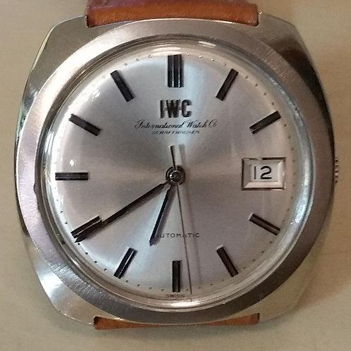 #01309  IWC Schauffhausen, Automatic, Date