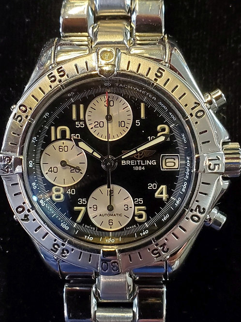 """#01364 BREITLING """"Colt"""" Ref. A13035.1 Automatic, Date Chronograph"""