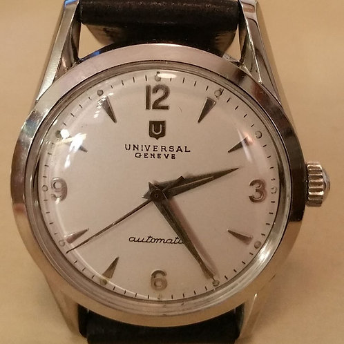 "#01229  UNIVERSAL GENEVE  Automatic ""Bumper"""