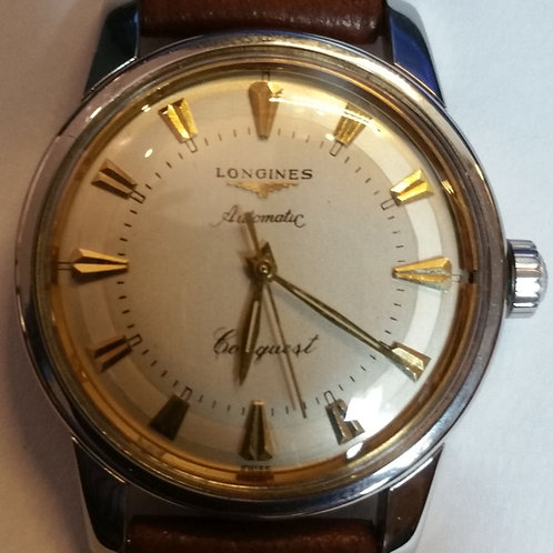 "#01345 LONGINES ""Conquest"" Automatic"