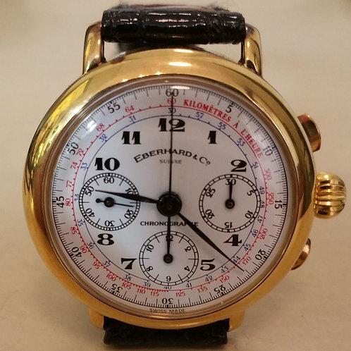 #01328 EBERHARD & Co Chronograph,