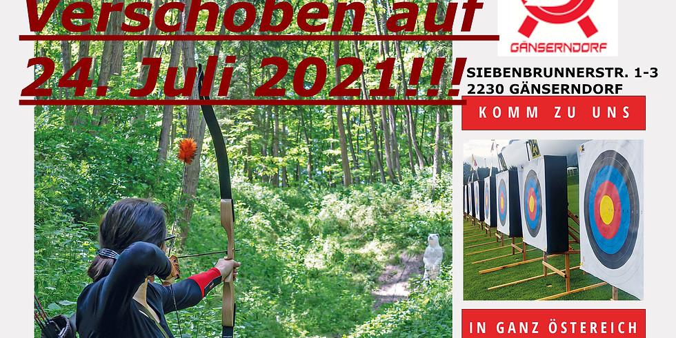 1. Österreichischer Bogensport Tag (ÖBST)