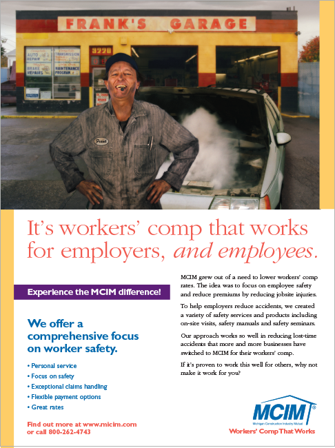 Workers Comp Company Advertising