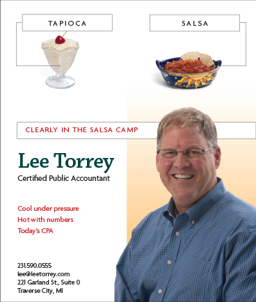 Accountant Advertising