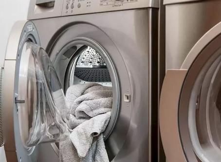 ¿Sabías Qué?... Los gobiernos recomiendan lavar la ropa al menos a 60°C al llegar del trabajo