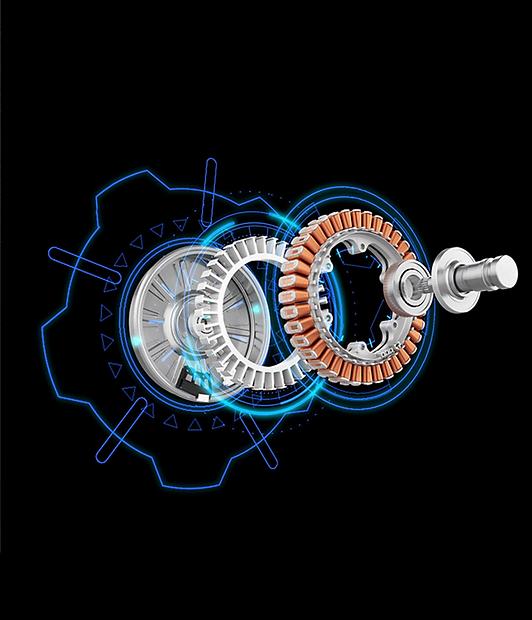 Smart Home  - Motor Inverter DD 3ra Gene