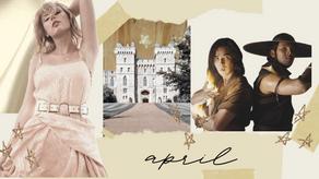 The Roundup: April