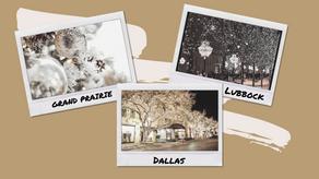 Christmas Pit Stops: Texas Lights Edition