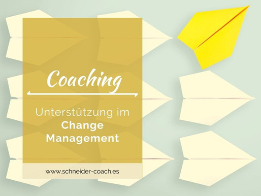 Digitaler – kreativer – flexibler: Warum Coaching in Change-Prozessen wichtig ist