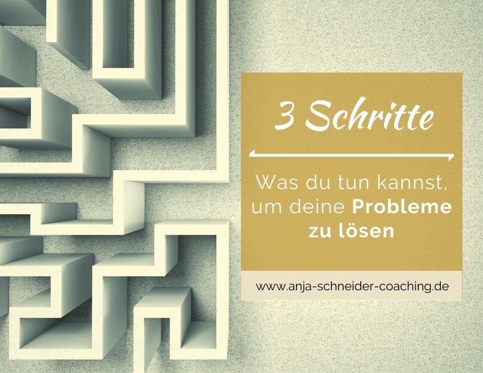 Labyrinth als Verbindung zur Lösung von Problemen