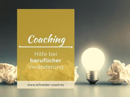 Berufliche Veränderung – Ist  Coaching was für mich?