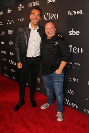 Sebastien Silvestri + Chef Martin Heierl