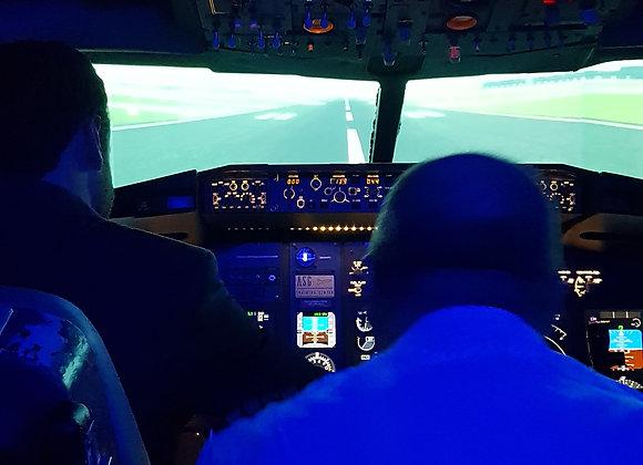 BOEING 737 - 800 NG - 90 MIN