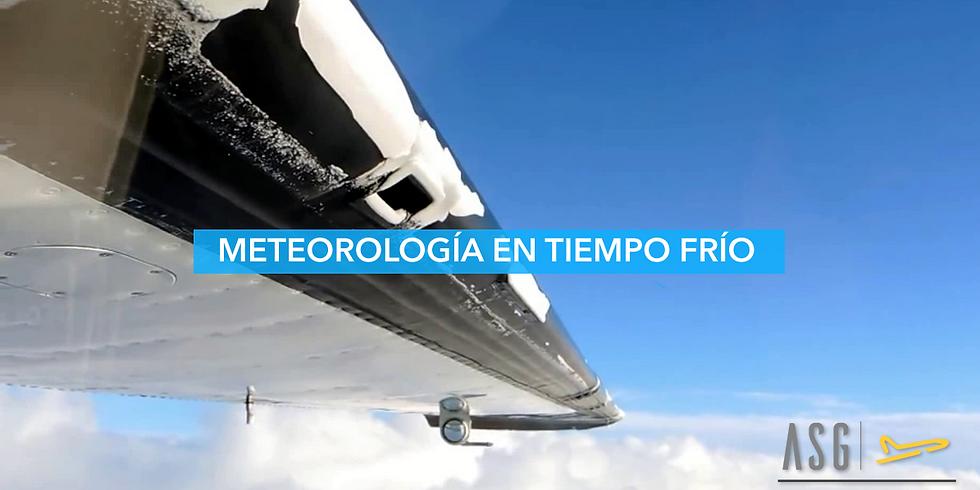 Seminario: Meteorología en tiempo frío.