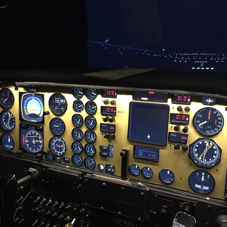 Experiencia Simulador B350