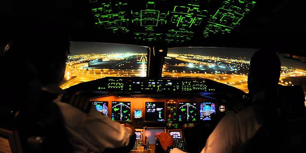 Seminario: Volar un 737 por primera vez y no morir en el intento.