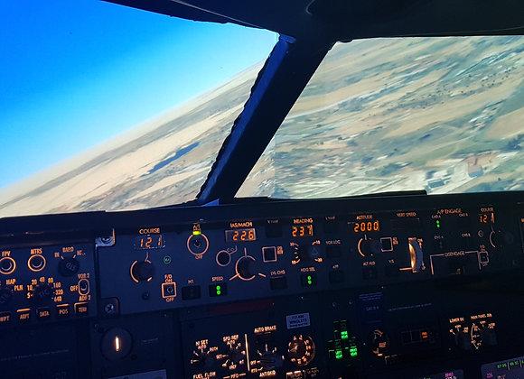 BOEING 737 - 800 Ng - 60 MIN