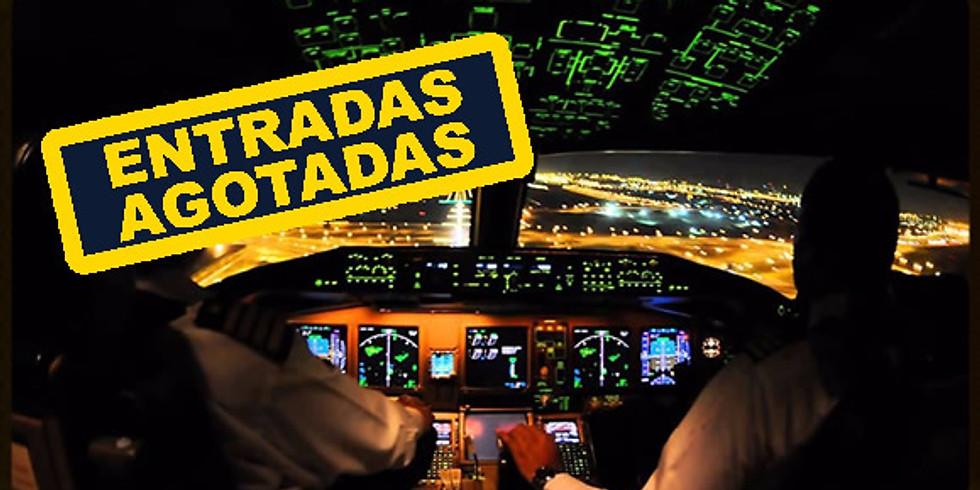 2do Seminario: Volar un 737 por primera vez y no morir en el intento