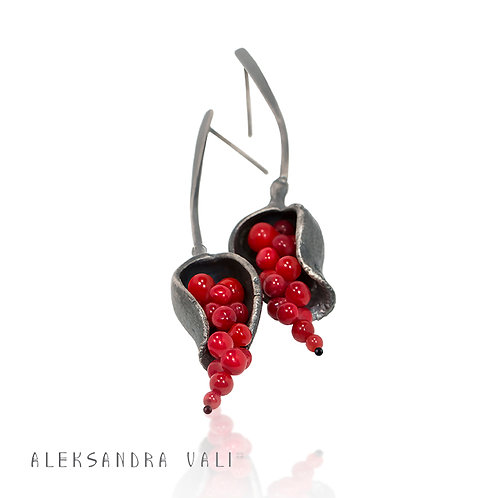 Fruit of the Conversation Earrings
